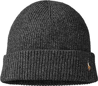 Polo Ralph Lauren Men's Merino Wool Watch Beanie Cap