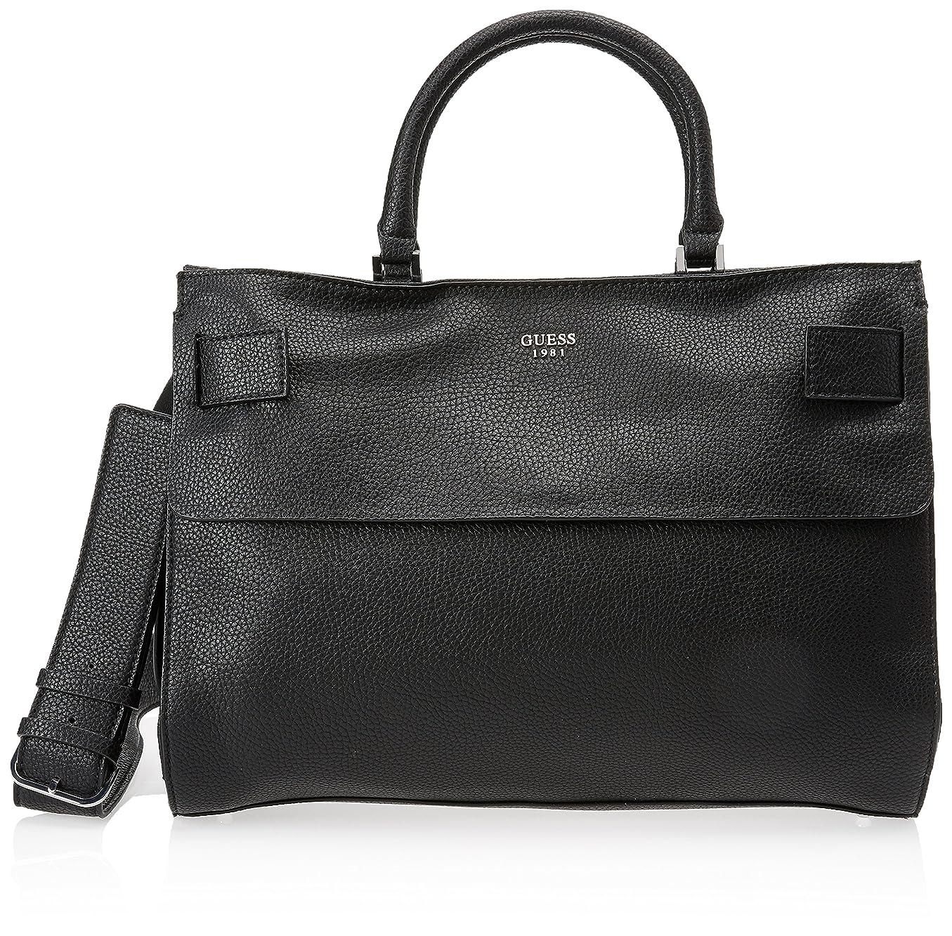 宝石放射能接続された(Black (Nero)) - Guess Women's Hwvg6781070 Top-Handle Bag
