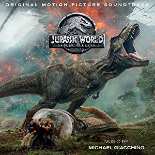 jurassic world credits song