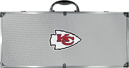Siskiyou NFL Unisex 8 pc Tailgater BBQ Set