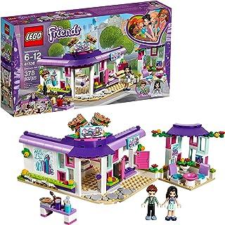LEGO Friends Emma's Art Café 41336 Building Set (378 Pieces)