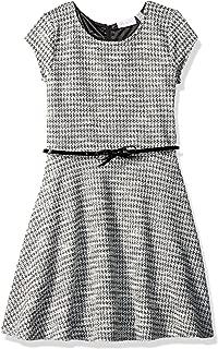 Girls' Short Sleeve Casual Dresses