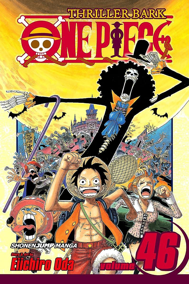 和らげるフォーカス責めOne Piece, Vol. 46: Adventure on Ghost Island (One Piece Graphic Novel) (English Edition)