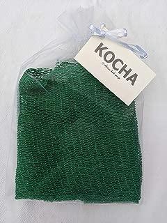 Kocha - African Bath Sponge (Emerald Green)