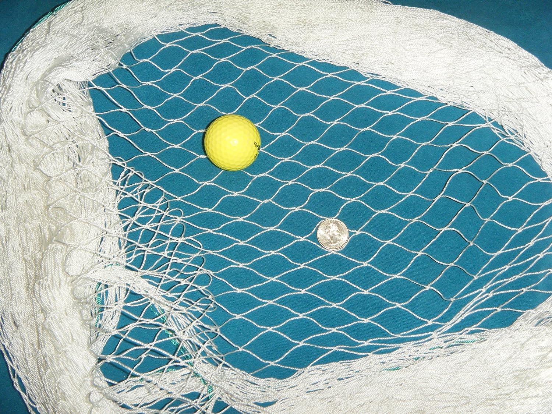 10 X 25 Fishing Net Netting Socc Ranking TOP6 Golf La for Free shipping on posting reviews Crosse Backstop