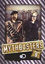 mythbusters dvd list
