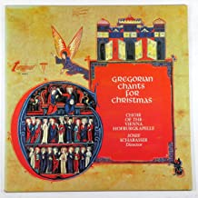 Gregorian Chants For Christmas / Choir of the Vienna Hofburgkapelle; Josef Schabasser, Director