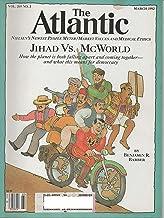 The Atlantic Magazine, March 1992 (Vol. 269, No. 3)