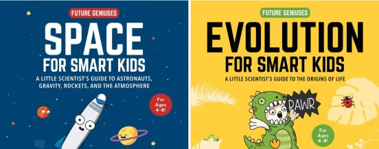 Future Geniuses (2 Book Series)
