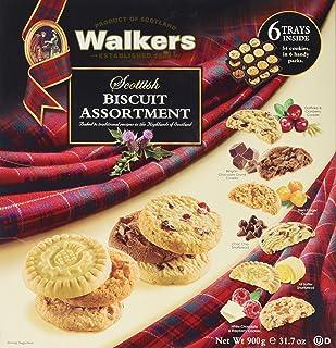 Caminantes Todos Mantequilla Mantecada, escocés Galleta