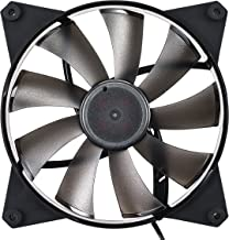 Cooler Master MasterFan Pro 140 Air Flow- 140mm High Air Flow Black Case Fan, Computer Cases CPU Coolers and Radiators