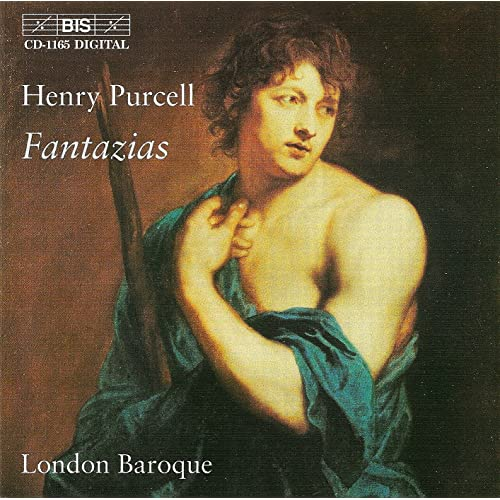 dada20f2c Purcell  Fantazias   Pavan   Chacony   In Nomine by London Baroque on  Amazon Music - Amazon.com