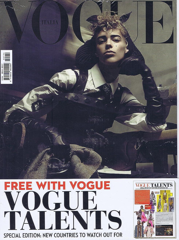 処分したユーモラス主Vogue [Italy] February 2015 (単号)