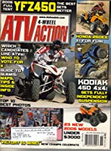 4 Wheel ATV Action Magazine, Volume 21, Number 11 (November, 2004)