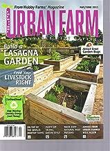 Urban Farms Magazine (Build a lasagna garden, May June 2011)