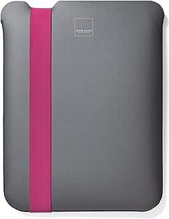 Acme Made AM36604-PWW - Funda blanda para iPad, color gris y rosa