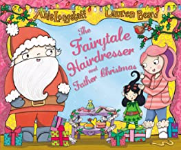 The Fairytale Hairdresser and Father Christmas (English Edition)