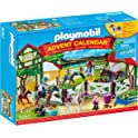 Playmobil 9262 Horse Farm Advent Calendar