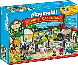 Playmobil Calendrier de l'Avent Centre équestre, 9262