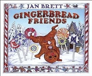 Jan Brett Gingerbread Friends
