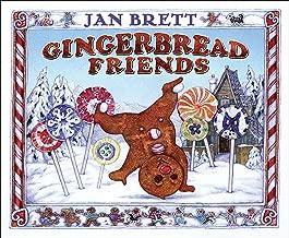 The Gingerbread Friends By Jan Brett