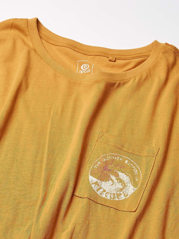 Rip Curl Womens Tide Pocket Tee Shirt