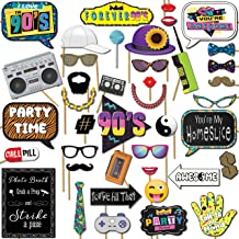 Best 90s theme decorations Reviews