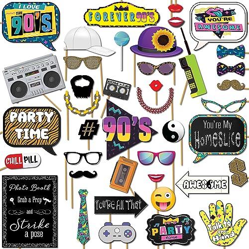 90's Party Decorations: Amazon com