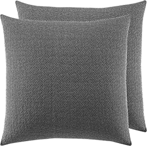 Laura Ashley Home | Amberley Bedding Collection | Premium Quality Pillow Sham, Decorative Pillow Case for Bedroom Living Room and Home Décor, Standard, Black