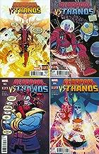 Deadpool vs Thanos #1 to #4 Set