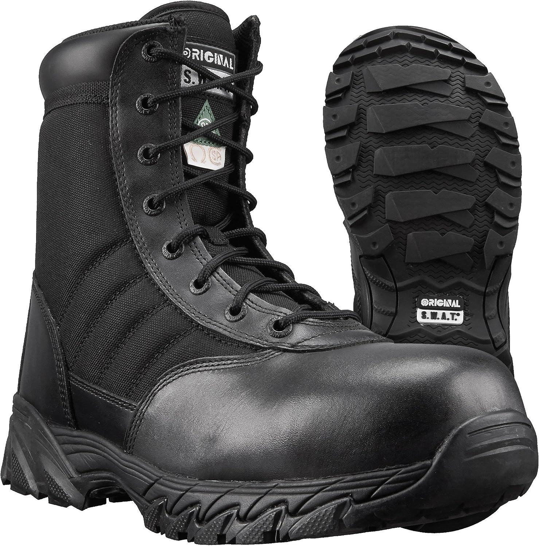 Original S.W.A.T. Classic 9 Safety Black