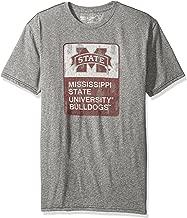 أصلي عتيق العلامة التجارية NCAA رجالي من مزيج ثلاثي من تي شيرت