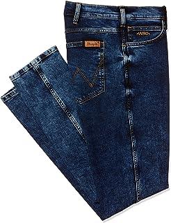 Wrangler Men's Skinny Fit Jeans (W38485W22SMU036033_Jsw-Indigo_36W x 33L)