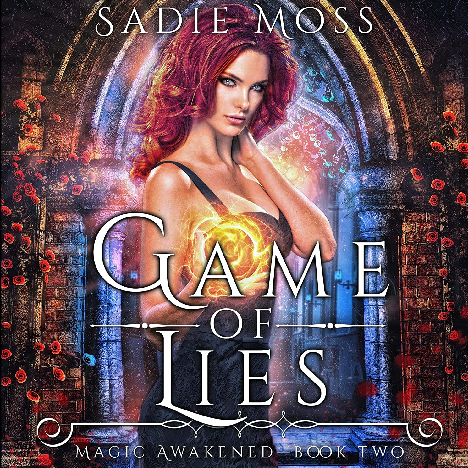 Game of Lies: A Reverse Harem Paranormal Romance: Magic Awakened, Book 2