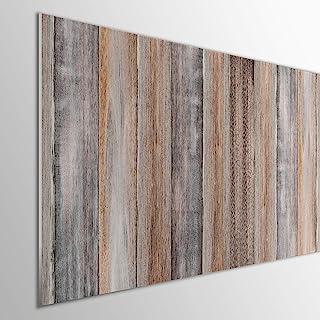 MEGADECOR DECORATE YOUR HOME Cabecero Cama PVC Decorativo Económico. Modelo Adak (150 x 60cm)