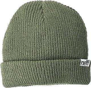 قبعة نيف للرجال قابلة للطي بشكل دائم، مقاس واحد