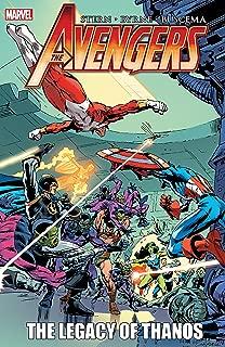 Avengers: The Legacy Of Thanos (Avengers (1963-1996))