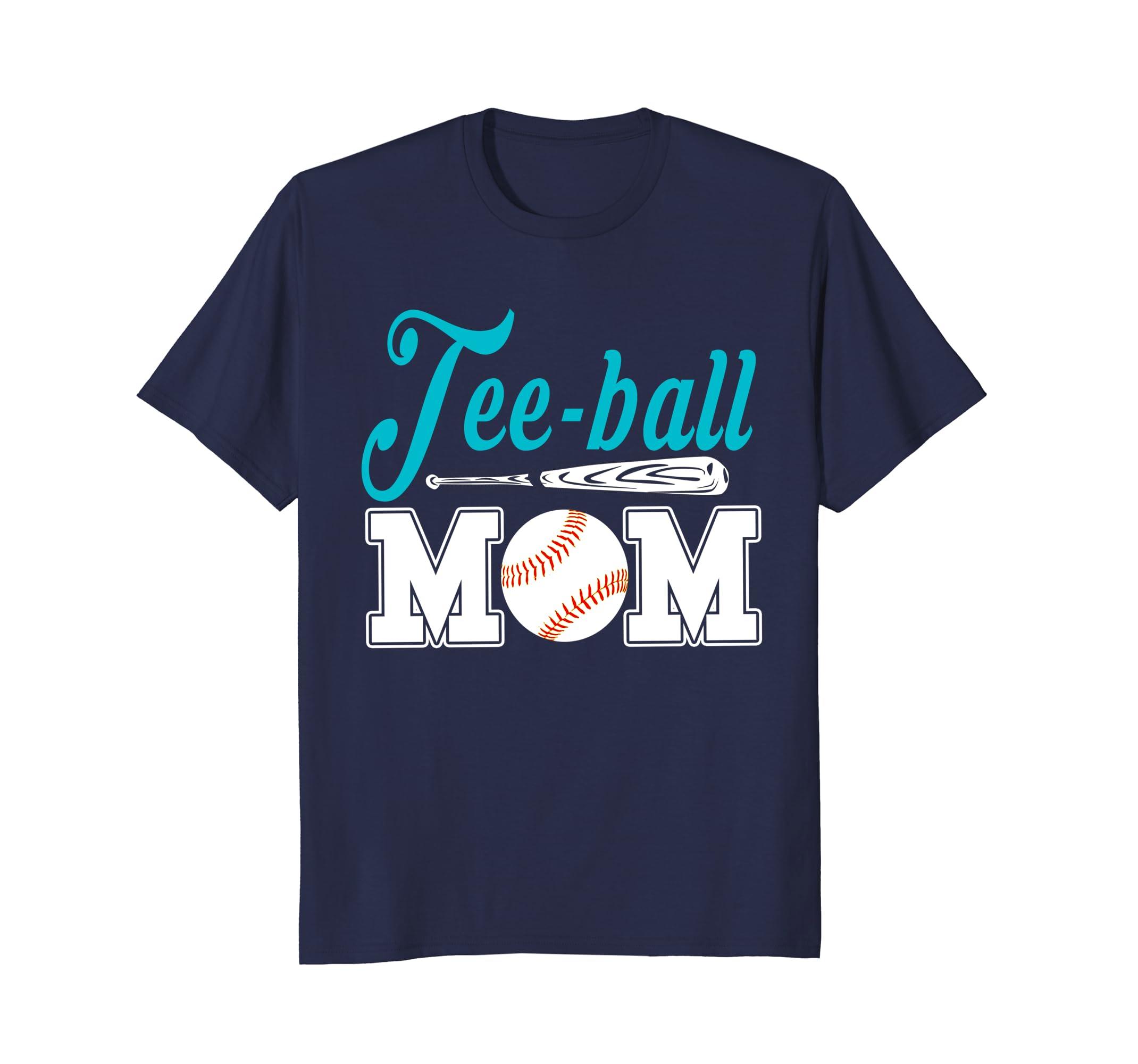 Tee ball mom softball mom t shirt-ah my shirt one gift