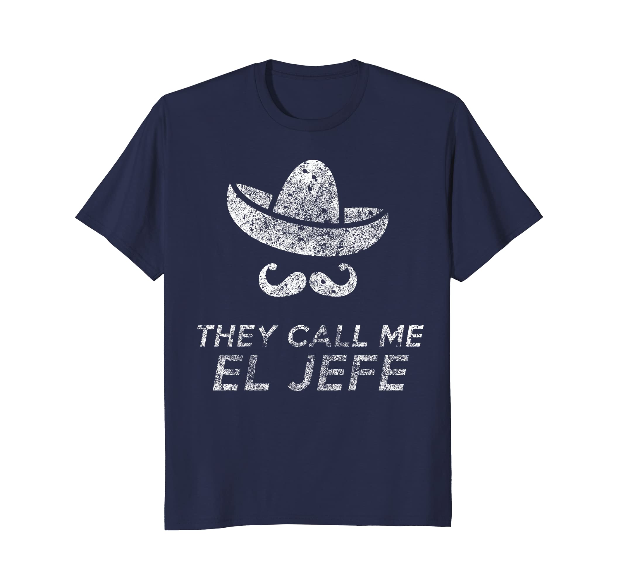 They Call Me El Jefe Bragging Boss Shirt Cinco de Mayo Gift-alottee gift