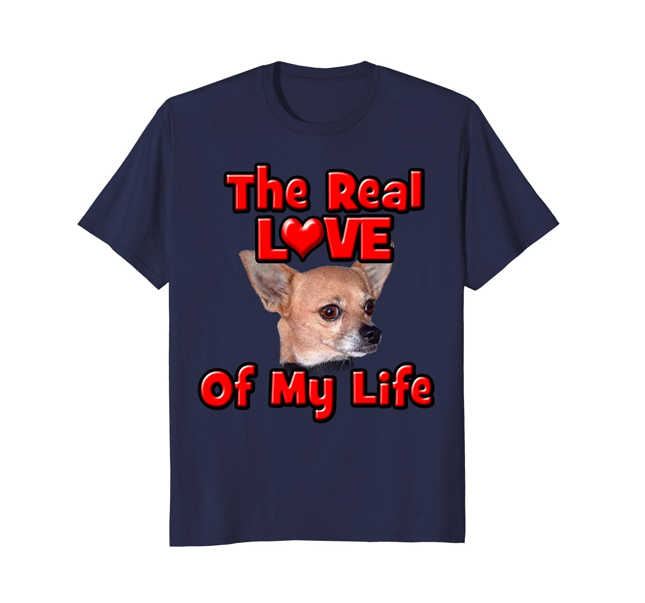 Chihuahua Real Valentines Day Shirt