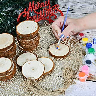 Best wood slices for crafts Reviews