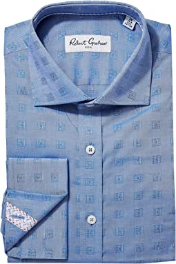 Robert Graham - Tonal Square Dress Shirt