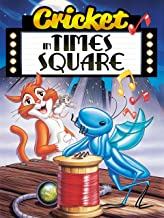a cricket in times square cartoon