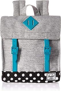 Herschel Survey Kids Children s Backpack Light Grey Crosshatch Tile Blue Mini  Polka Dot One 8c16409cb5b48