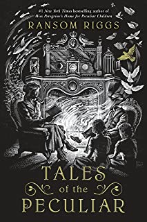 Tales of the Peculiar: Ransom Riggs & Andrew Davidson
