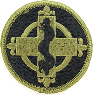 medical unit patches