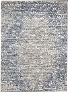 Best grayish blue area rug Reviews