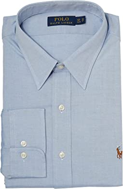 Andrew Haberdashery Collared Dress Shirt