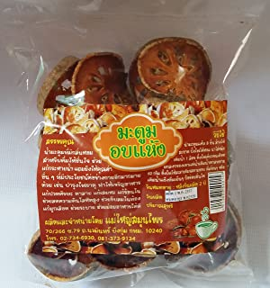 Organic Dried Bael Fruit 100% Natural for Healthy Net Wt 100 G X 3 Packs
