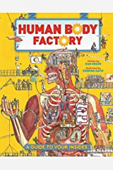 The Human Body Factory Kindle Edition